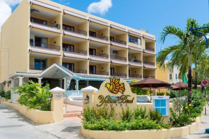 Barbados Intimate Hotel Yellow Bird