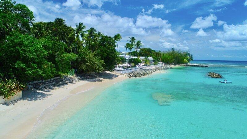 Cobblers Cove Barbados Beach