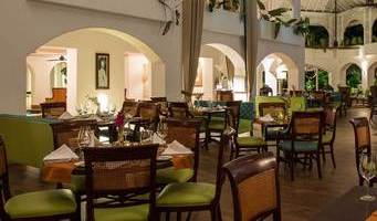 Dining at Colony Club
