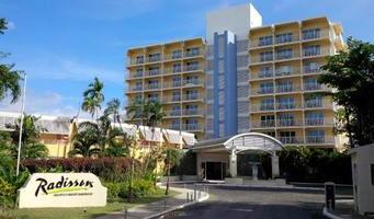 Radisson Hotel Barbados