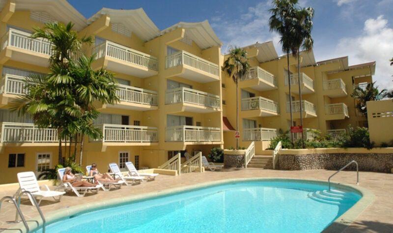 Golden Sands Hotel Barbados