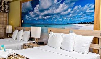 Accra Island View Room