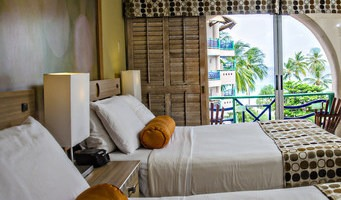 Accra Ocean View Room