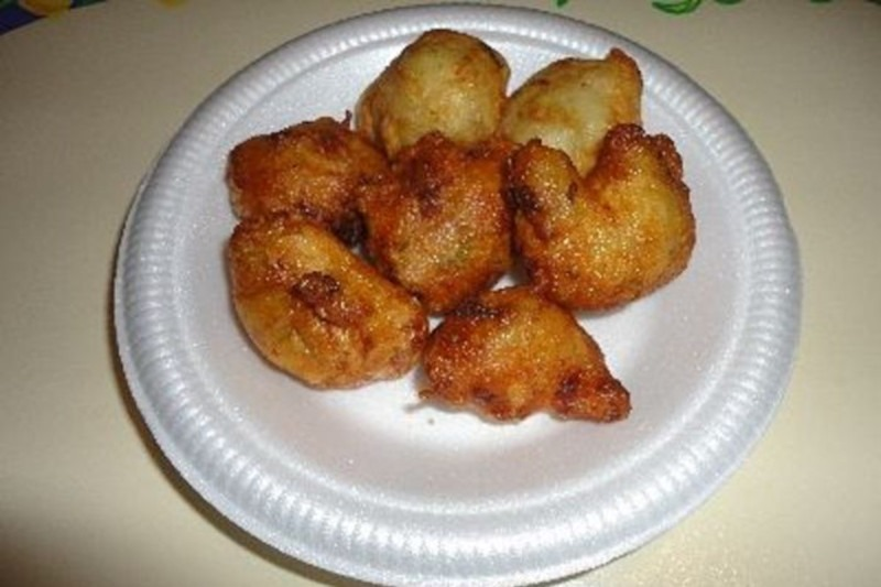 Bajan Fish Cakes