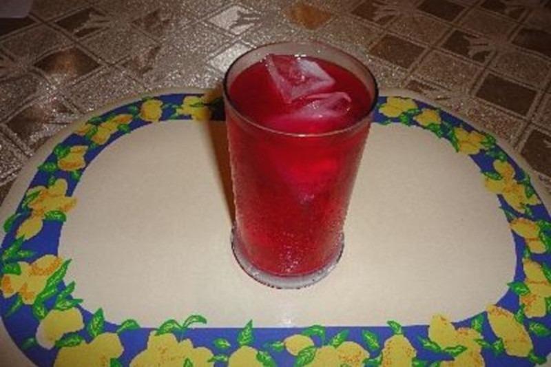 Barbados Sorrel Drink