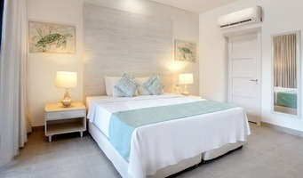 Beach View Hotel Room