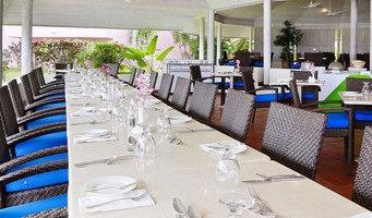 The Garden Terrace Restaurant