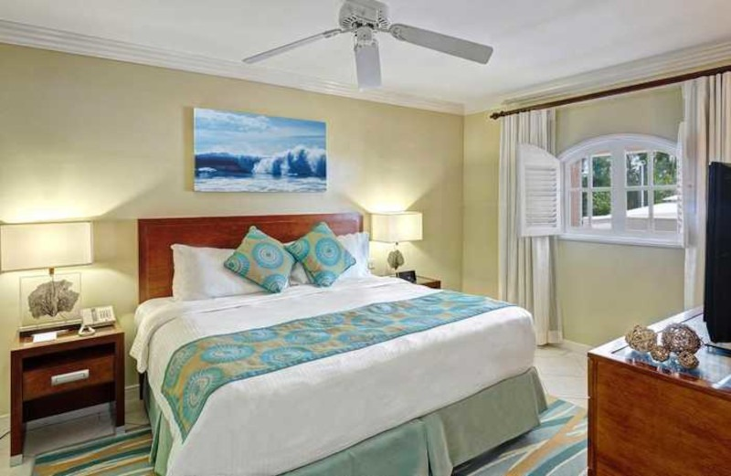 Turtle Beach Pool and Garden Suite