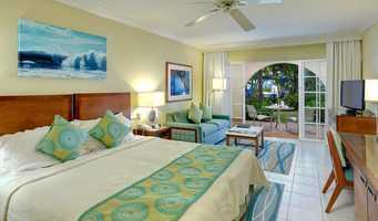Turtle Beach Resort Junior Suite
