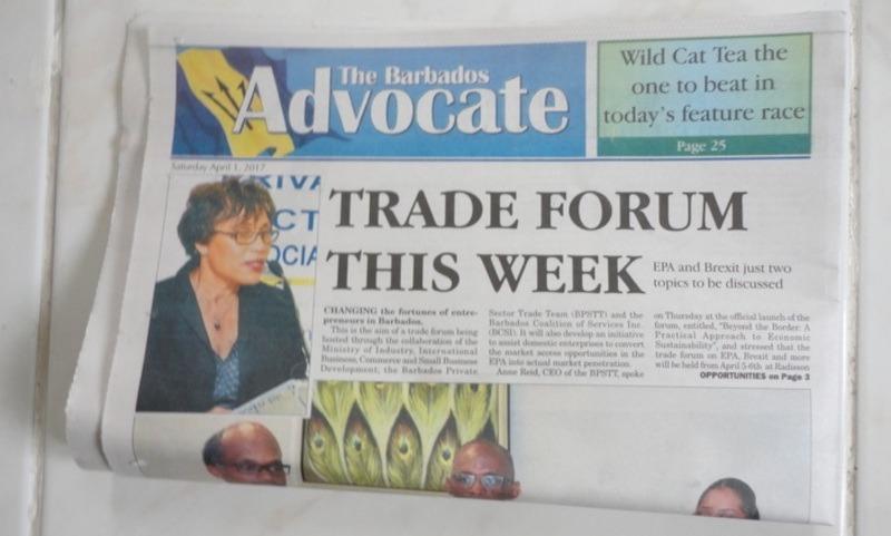 Barbados Advocate