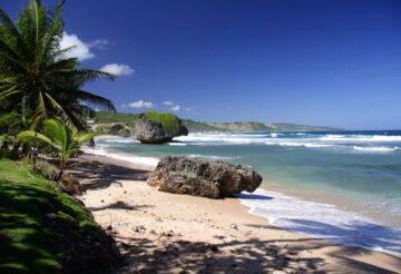 Bathsheba Beach Barbados
