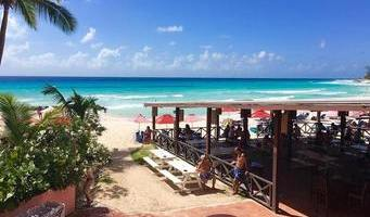 Tiki Beach Bar Rockley