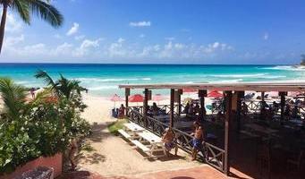 Tiki Beach Bar Rockley