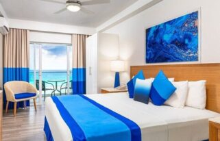 Barbados Hotel Room