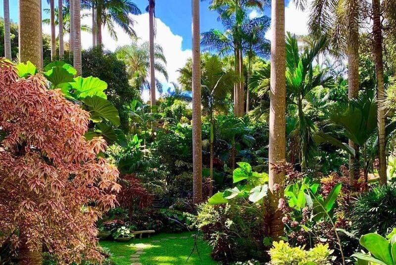 Hunte's Garden Barbados